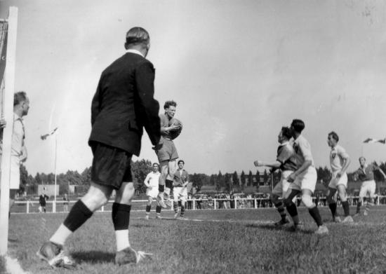 03 inauguration match neuvic tilbury 1948