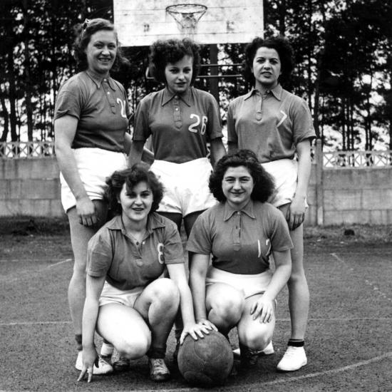 Scb basket equipe filles