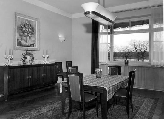 Villa vogt salle a manger